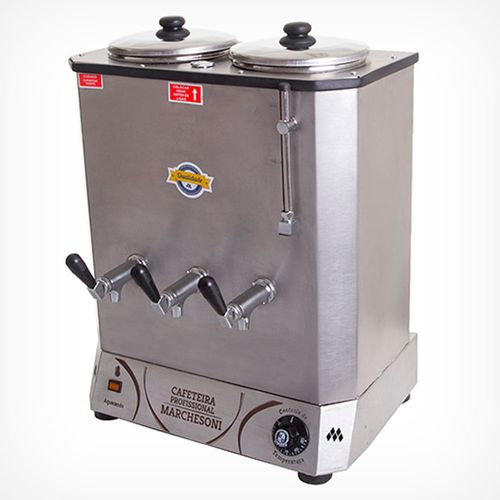 Cafeteira Industrial/comercial Marchesoni Profissional Inox 220v - Cf4621622