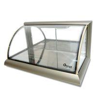 Expositor-para-Salgados-Omega-Frio-4-Bandejas-Bronze-Luxo-AVF65-