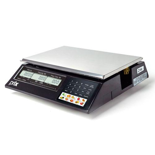 Balanca-Eletronica-Toledo-30Kg-Prix-III-ULTRA-com-Bateria-com-Saida-Serial