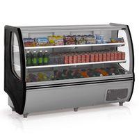 Balcao-Refrigerado-Gelopar-172m-Fenix-2-Placas-Frias-GBDF-175PR-