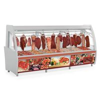 Balcao-Refrigerado-Gelopar-310m-Duplex-Acougue-Vidro-Curvo-GCPC-310-