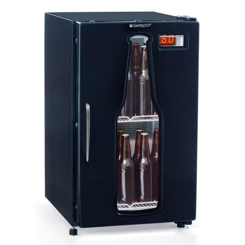 Cervejeira-Gelopar-112-Litros-Preta-com-Vidro-GRBA-120PR-