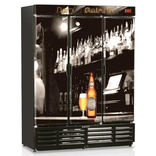 Cervejeira-Gelopar-1170-Litros-3-Portas-Pretas-Adesivadas-GRBA-1180B-