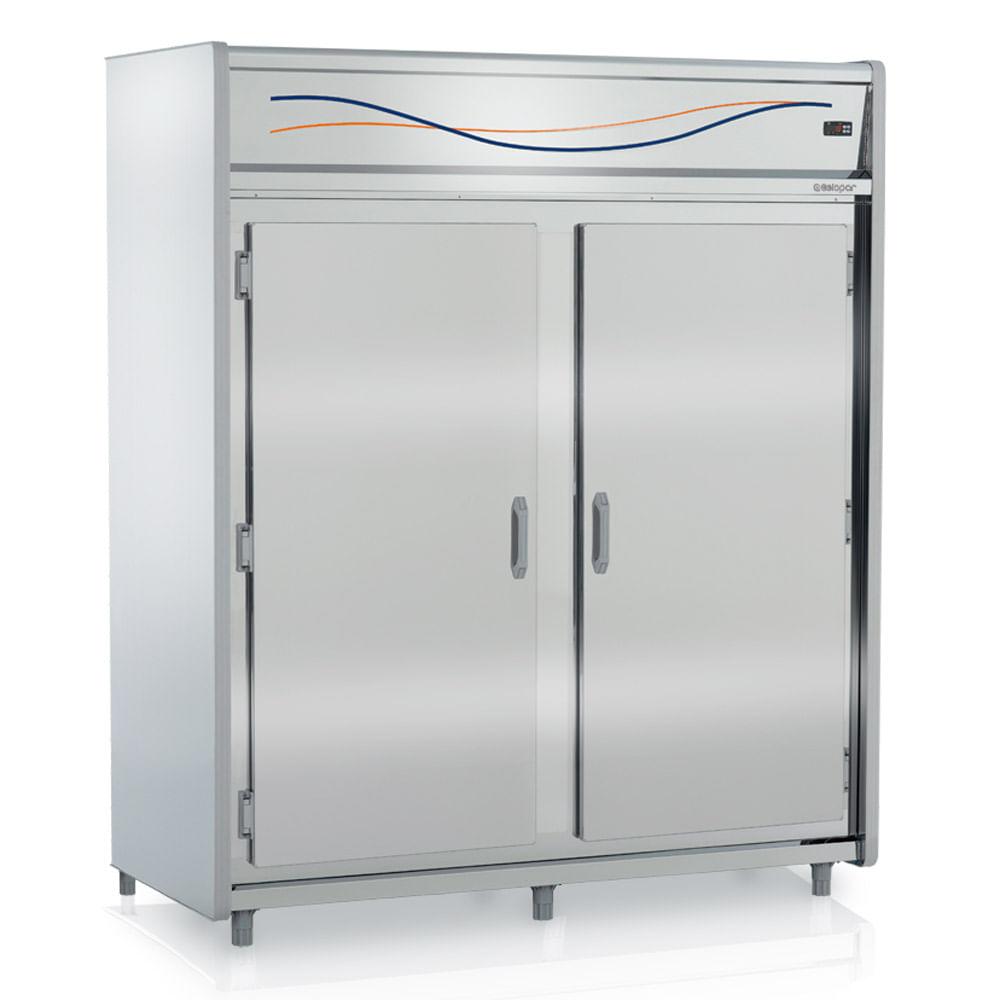 Câmara Fria para Carnes Gelopar 2,1 Litros GMCR - 2100 220V