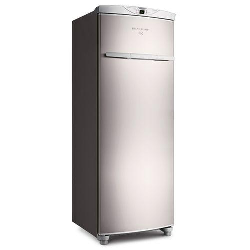 Freezer-Vertical-Brastemp-Flex-Inox-228-Litros-Frost-Free-BVR28HR-