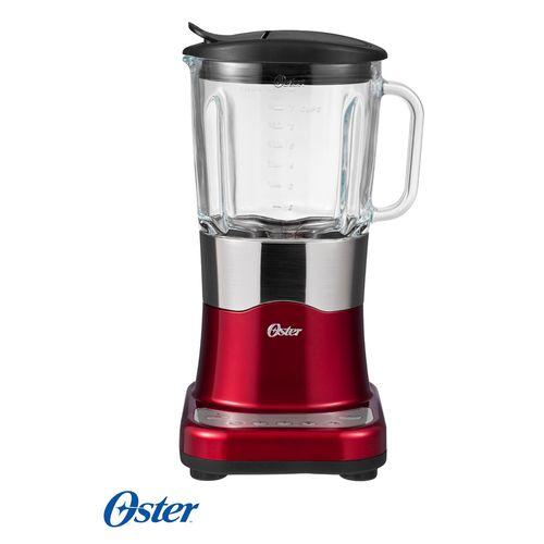 Liquidificador-Delighter-Vermelho-com-Jarra-de-Vidro-BLSTDG-ROO-Oster-