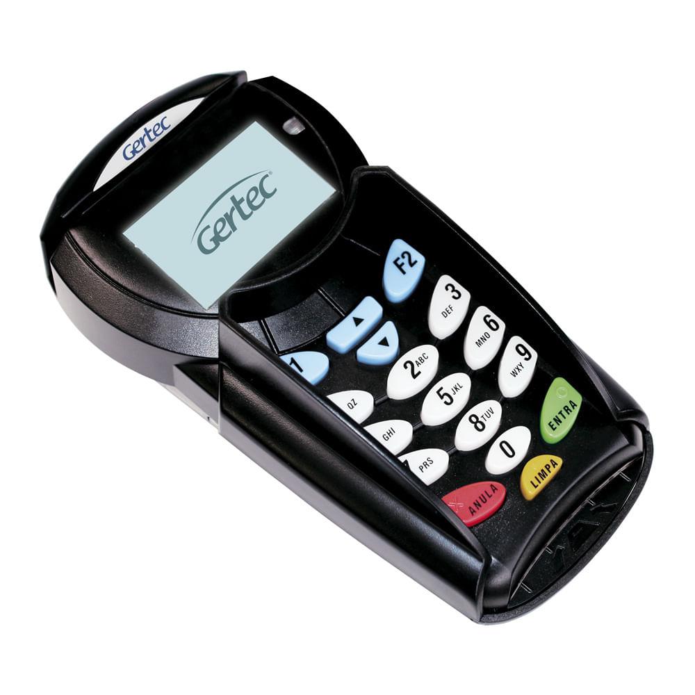 Máquina de Cartão / Pin Pad Gertec PPC910 USB