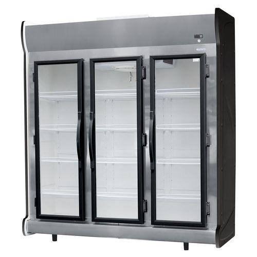 Expositor-Refrigerado---Conservador-Vertical-Fricon-3-Portas-1.450-Litros-ACFM-1450-