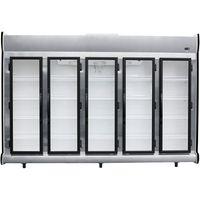 Expositor-Refrigerado-Vertical-Fricon-5-Portas-2375-Litros-Preta-ACFM-2375--