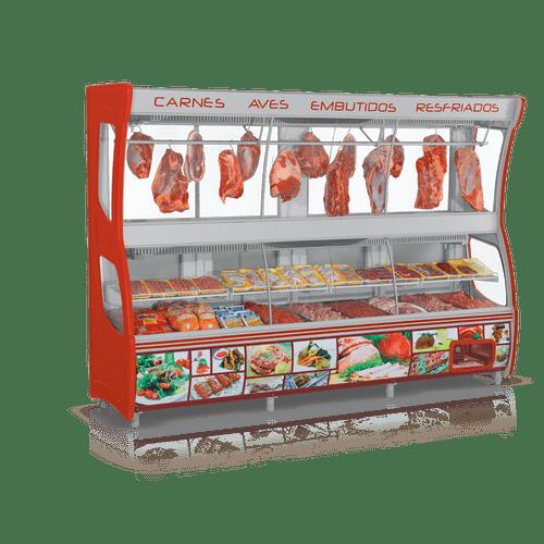 Balcao-Refrigerado-Vertical-Gelopar-310m-Triplex-Acougue-GEVD310-220V
