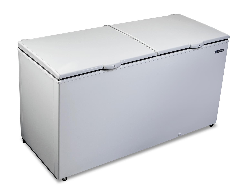 Freezer Horizontal Metalfrio 546 Litros Dupla Ação 2 Portas DA550B 220V