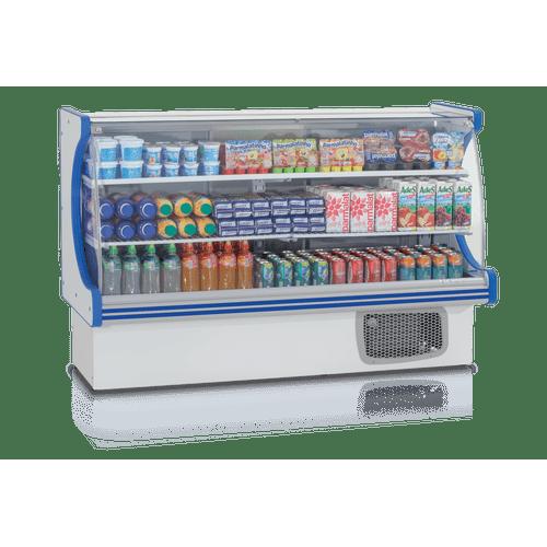 Balcao-Refrigerado-Gelopar-175m-Vitalis-2-Placas-Frias-GPDV175-220V