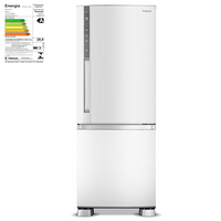 Geladeira-Refrigerador-Panasonic-Inverter-Branca-423-Litros-Frost-Free-NR-BB52PV2X