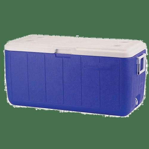 Caixa-Termica-Coleman-Excursion-Azul-94-Litros-100QT
