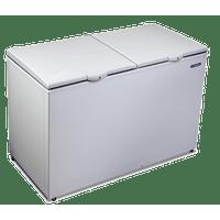 Freezer-Horizontal-Metalfrio-419-Litros-Dupla-Acao-2-Portas-DA420B