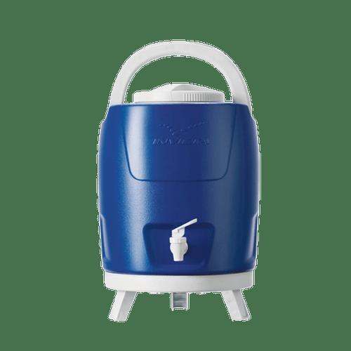 Botijao-Termico-Invicta-com-Tripe-Retratil-9-Litros-Azul