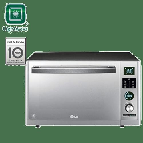 Forno-Multifuncional-com-Microondas-LG-Solar-Smart-32-litros-220V