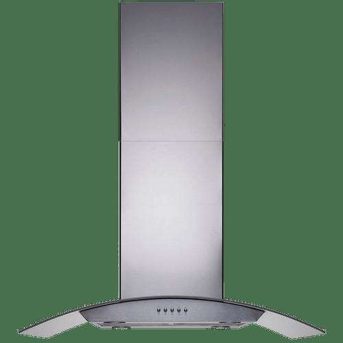 Coifa-de-Ilha-Cadence-Gourmet-Inox-Vidro-90cm-CFA500