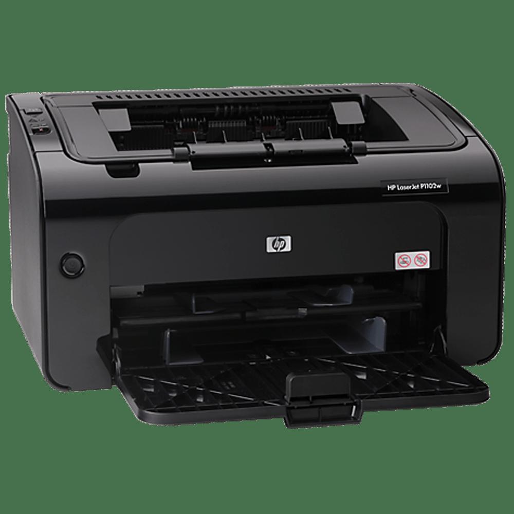 Impressora HP Monocromática LaserJet Pro P1102w 110W Impressora HP Monocromática LaserJet Pro P1102w 110V