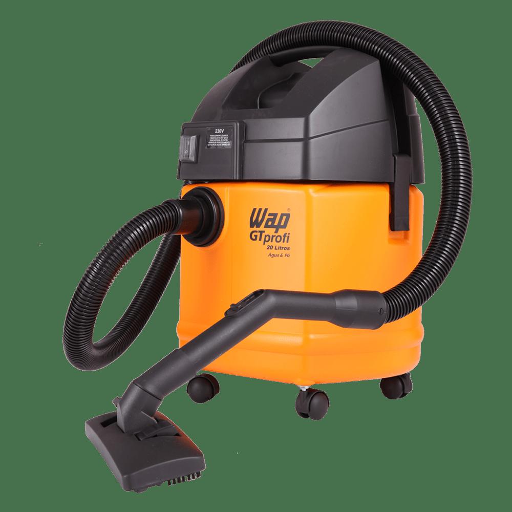 Aspirador de Pó / Água Profissional Wap 1400W GT PROFI 220V