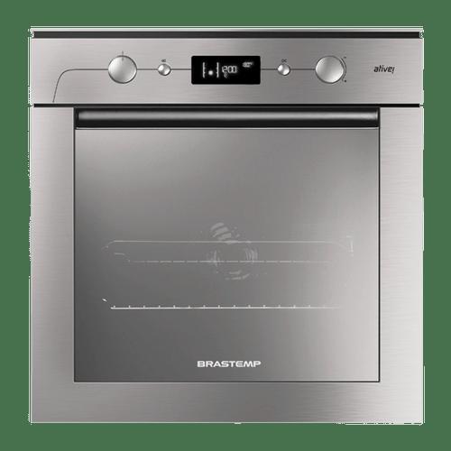 Forno-Eletrico-de-Embutir-Brastemp-Ative-67-Litros-Inox-BO160ARBNA-220V