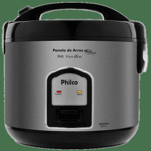 Panela-Eletrica-Visor-Glass-PH10-Philco-Inox-220V