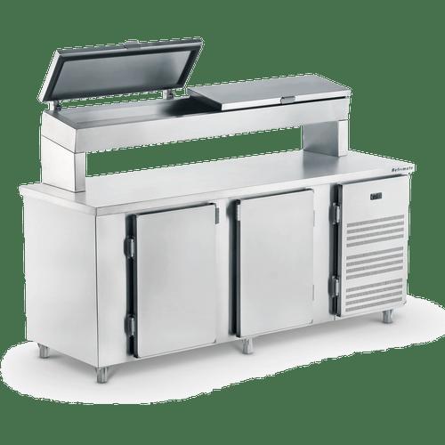Balcao-Refrigerado-Refrimate-150m-de-Encosto-sem-Cubas-BSRC1500-220V