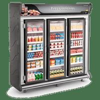 Expositor-Refrigerado-Vertical-Refrimate-1260-Litros-3-Portas-de-Vidro-ASFL2000-220V