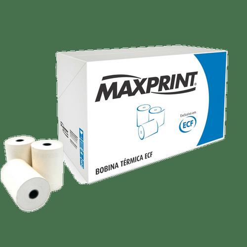 Bobina-Termica-para-ECF-80mm-x-30m-1-via-Cor-Palha-Caixa-com-30-Unid.-Maxprint