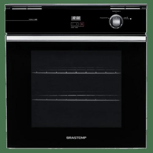 Forno-a-Gas-de-Embutir-Brastemp-78-Litros-Inox-BOA84AERNA-220V