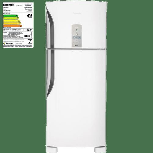 Geladeira-Refrigerador-Panasonic-Inverter-Branca-435-Litros-Frost-Free-NR-BT49PV2W