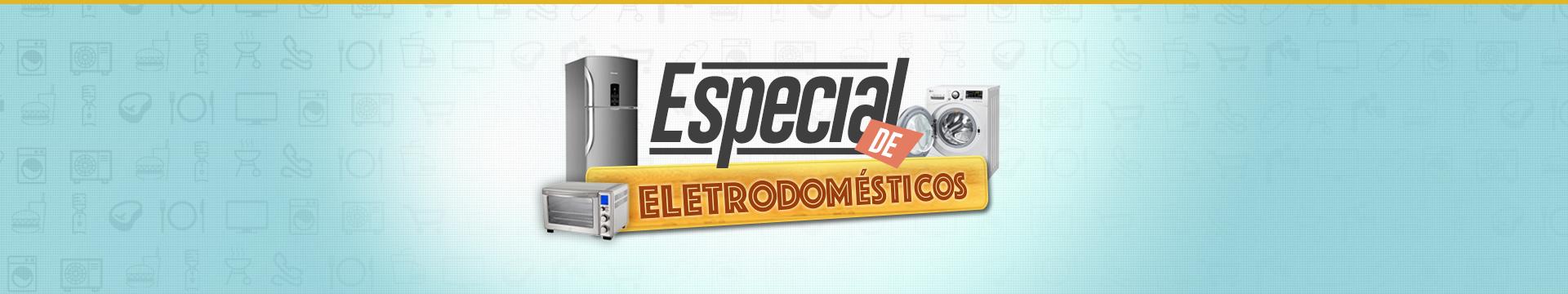Especial Eletrodomésticos - Capa