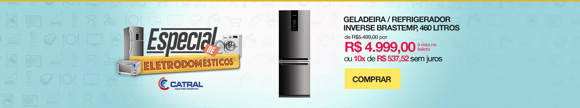 Especial Eletrodomésticos - Produto 1