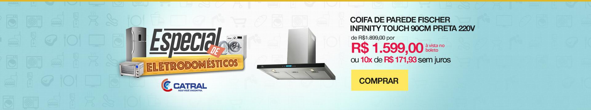 Especial Eletrodomésticos - Produto 2