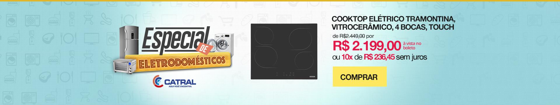 Especial Eletrodomésticos - Produto 3