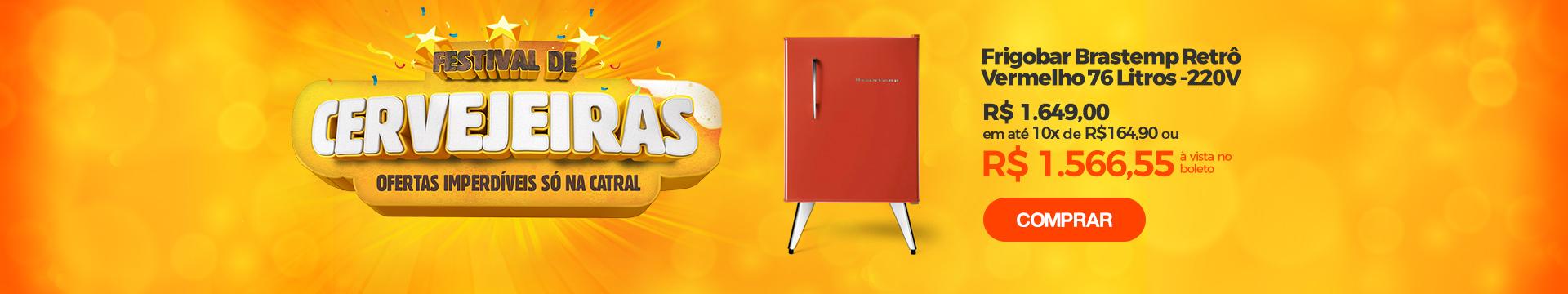 Festival Cervejeiras - Produto 1