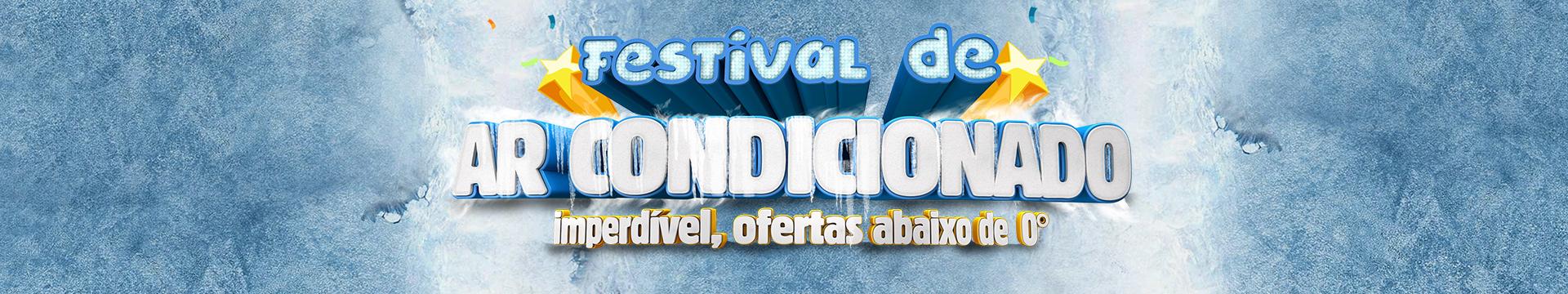 Festival ar condicionado - Capa