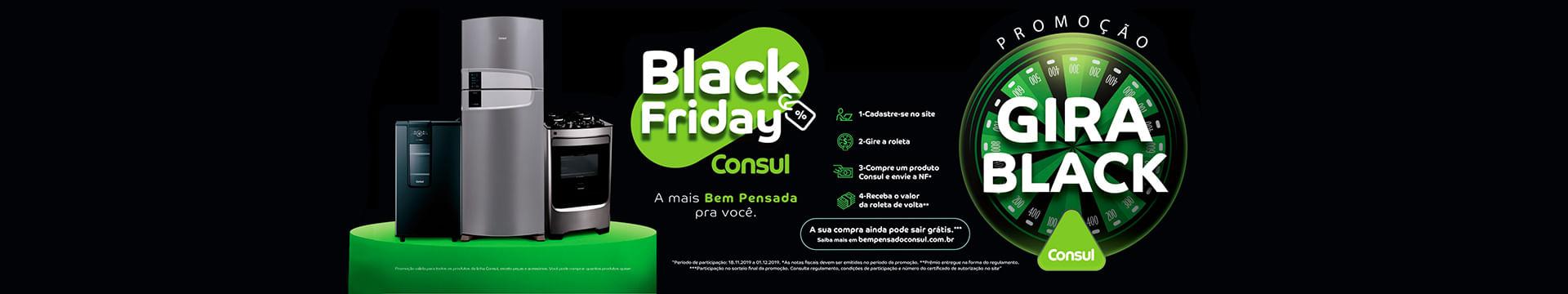 Black Friday Consul