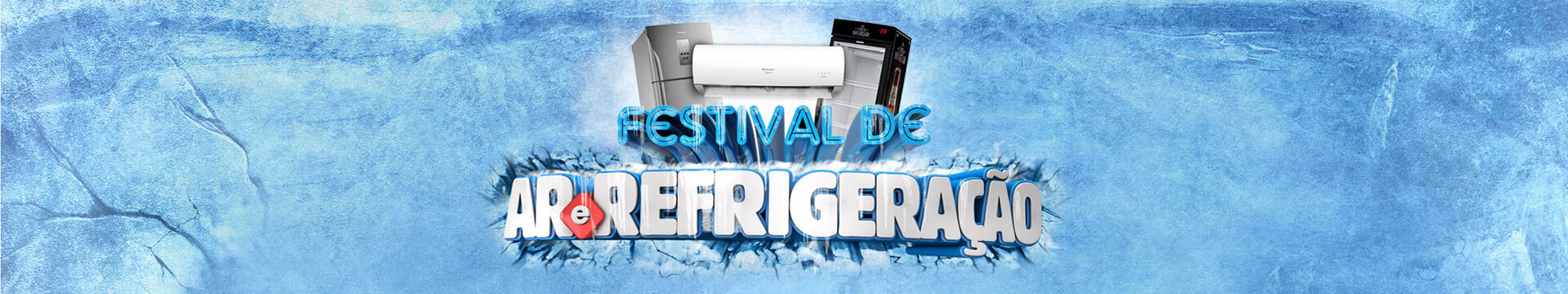 Festival de Ar e Refrigeração!