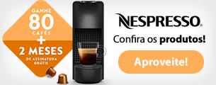 Promoção Nespresso