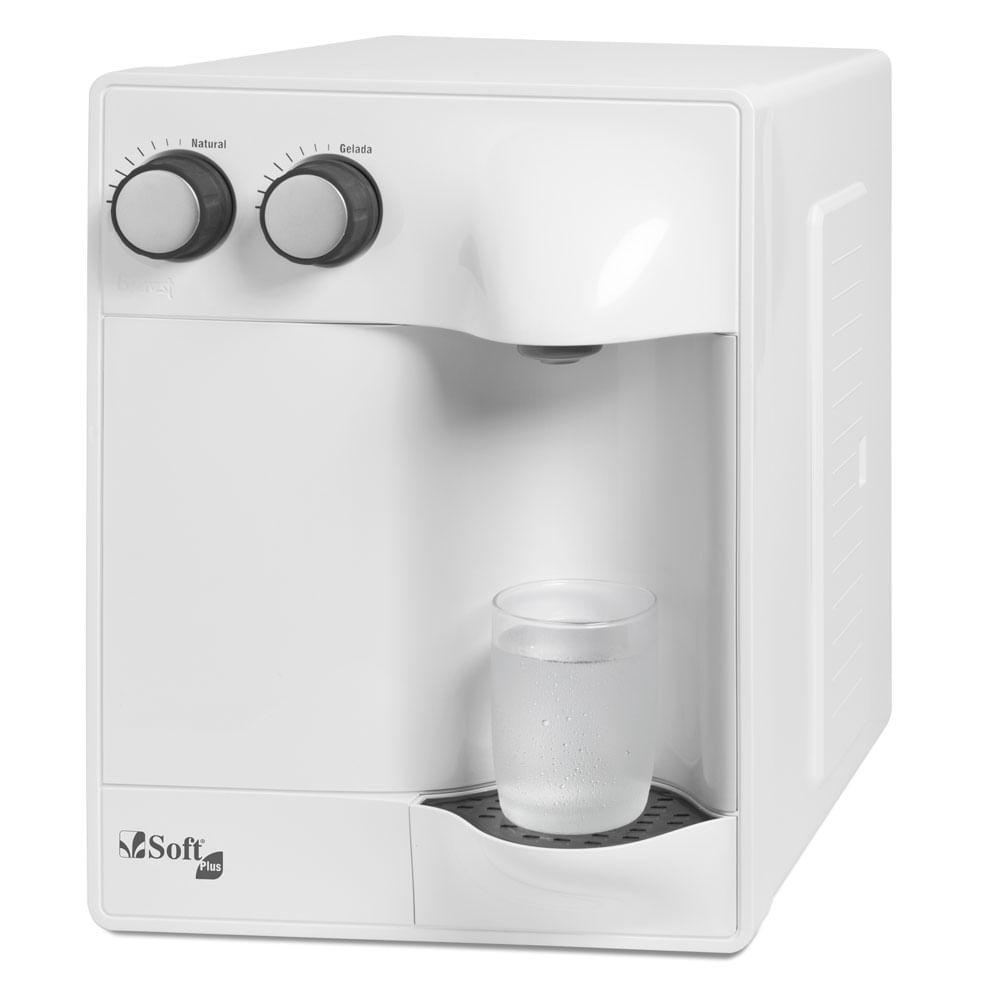 purificador de gua soft plus branco everest catral. Black Bedroom Furniture Sets. Home Design Ideas