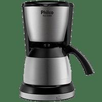 Cafeteira-Philco-PH30-Thermo-Preta-Inox-220V