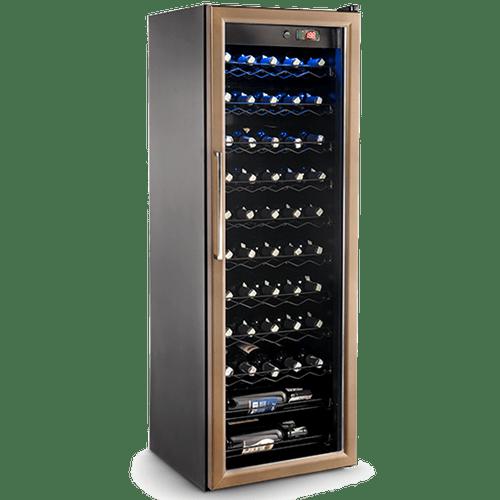 Adega-de-Vinhos-Refrimate-Home-Wine-Preta-AHW230-220V