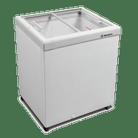 Freezer-Horizontal-Metalfrio-213-Litros-Portas-de-Vidro-HF20S-