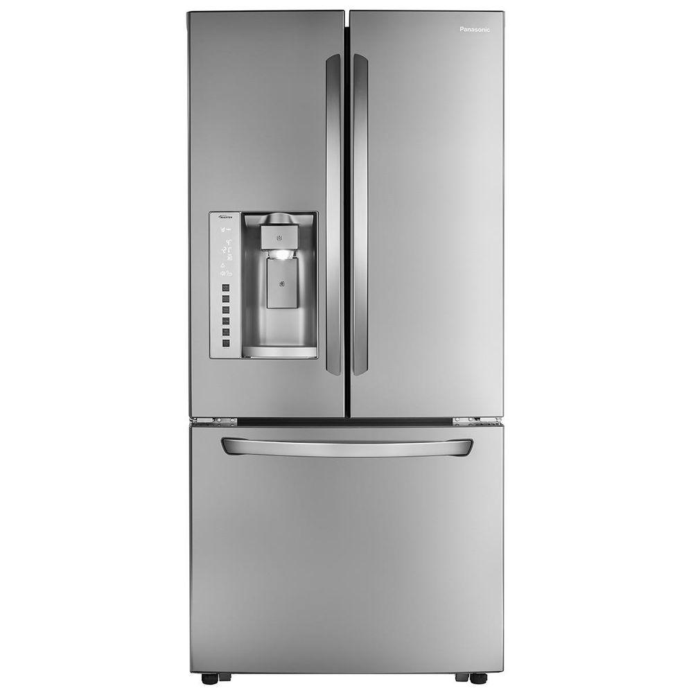 Refrigerador Frost Free Panasonic 592l Inverter A O Escovado