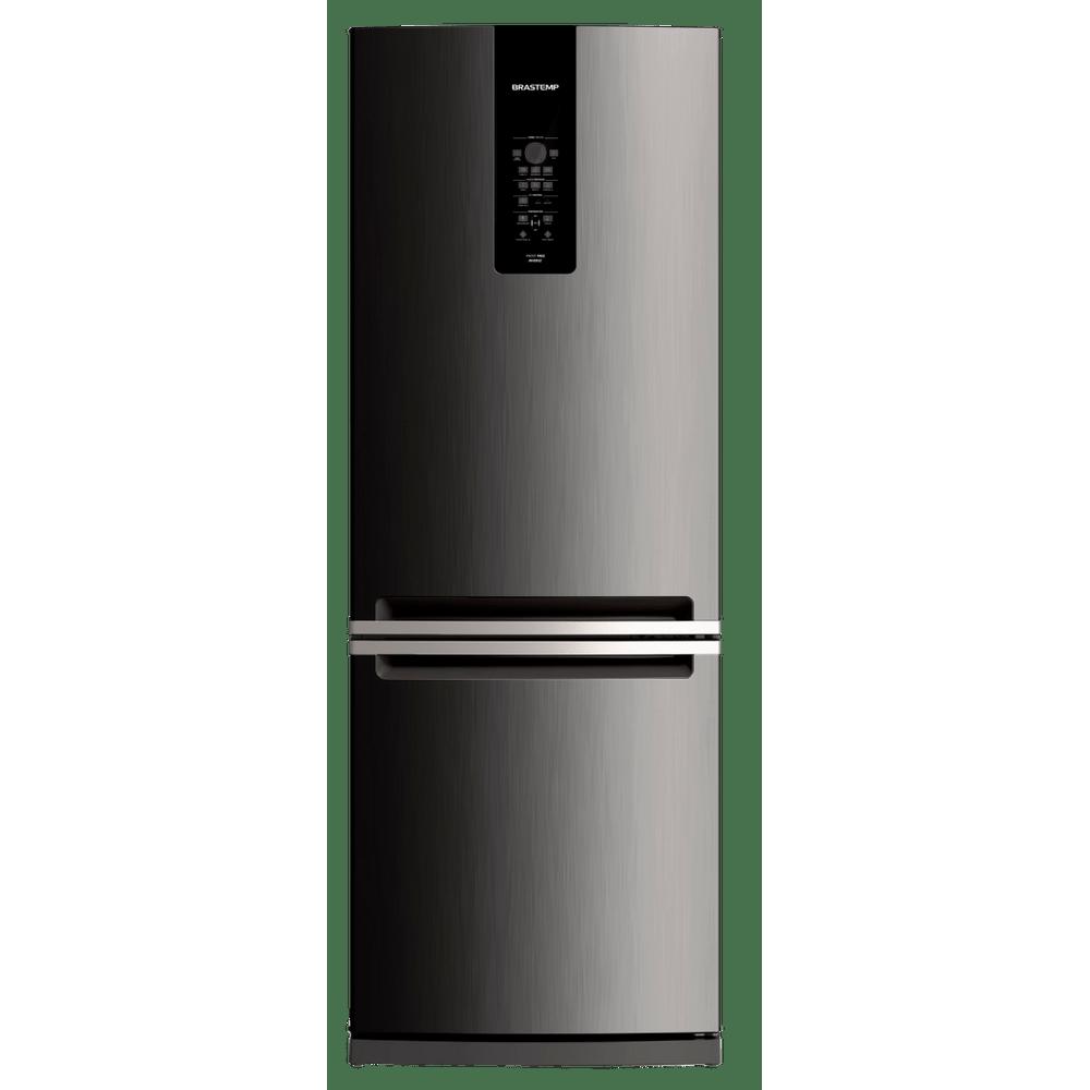 4b4e1f953 Geladeira   Refrigerador Inverse Brastemp