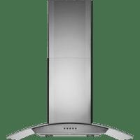 Coifa de Parede Cadence, Inox e Vidro Curvo, 90cm - CFA391
