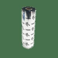 Ribbon de Cera para Impressora Zebra, 110x74m, Externo - BR01600GS11007