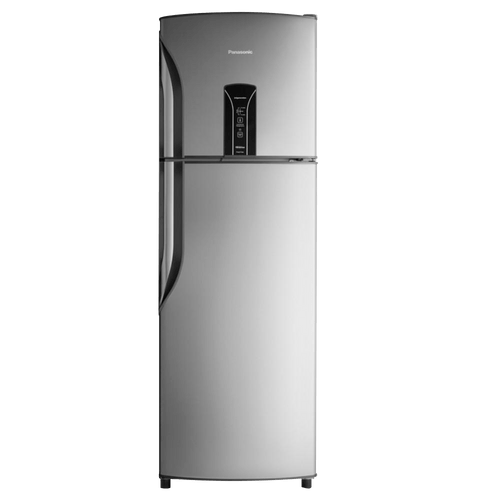 Geladeira/refrigerador 387 Litros 2 Portas Inox - Panasonic - 220v - Nr-bt42bv1xb