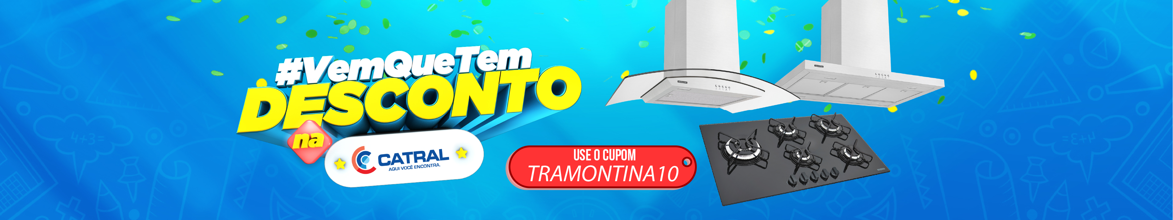 #VemQueTemDesconto